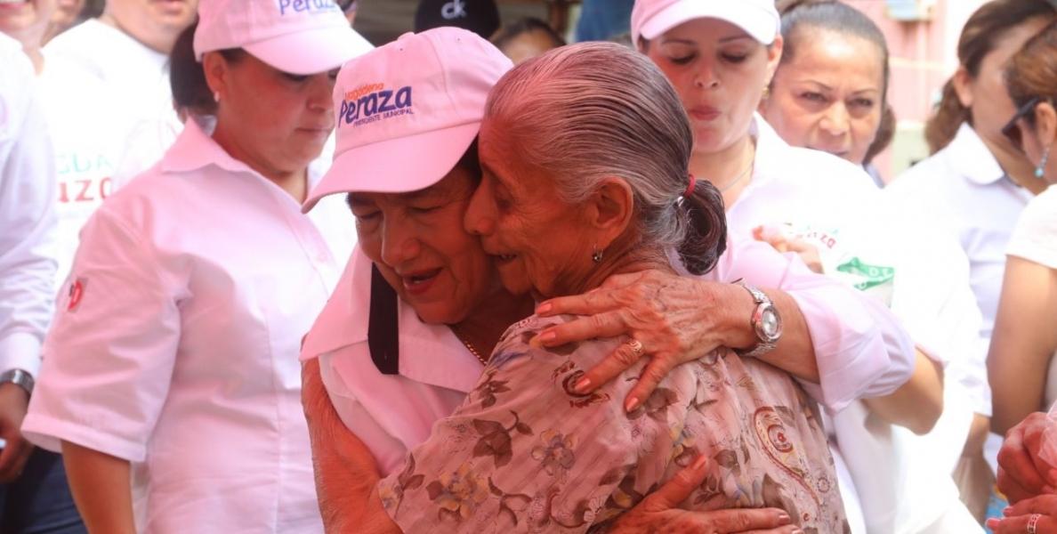 Pide Magda Peraza piso parejo a autoridades electorales en Tampico
