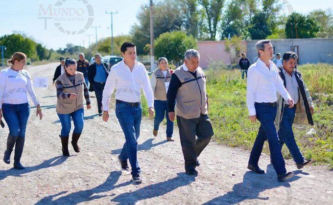 José Ramón Gómez Leal realiza gira de trabajo en el estado