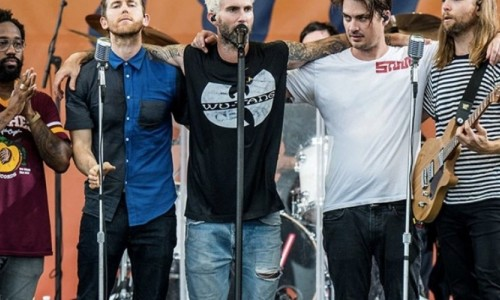 Maroon 5 actuará en el Half Time Show del Super Bowl